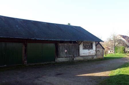 farm house: Farm House in France