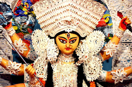 Goddess Durga: Durga Puja is the one of the most famous festival celebrated in New Delhi