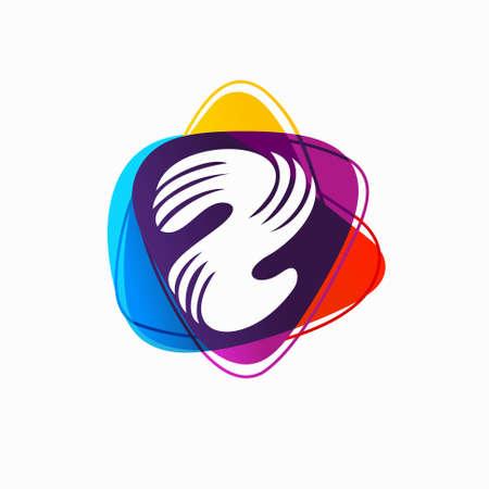 Z Letter Logo Template Stock Illustration