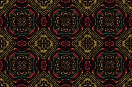 Abstract Tapestry  Stock Photo