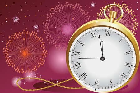 新年のお祝いのイラスト