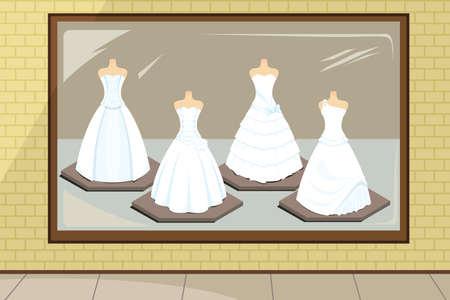 店頭でのドレスします。
