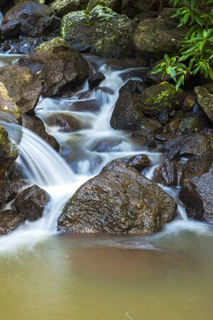 the mary: Queen Mary falls located in the Darling Downs region of Queensland, Australia Stock Photo