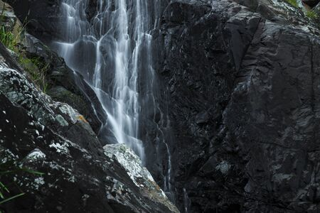 queensland: Cedar Creek waterfall in Mount Tambourine, Queensland.
