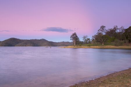 queensland: Lake Wivenhoe in Queensland during the day