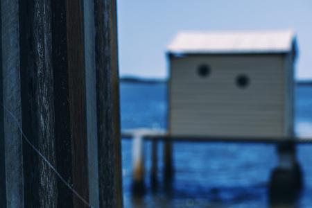 Maroochy River Boat House in Maroochydore, Sunshine Coast.