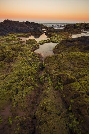 Coolum beach at the Sunshine Coast, Queensland, Australia.