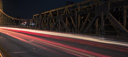 Walter Taylor Bridge also known as Indooroopilly Bridge in Brisbane, Queensland. 写真素材 - 98200550