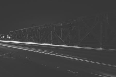 ウォルター・テイラー橋はクイーンズランド州ブリスベンのインドロピリー橋としても知られています。 写真素材 - 98179422