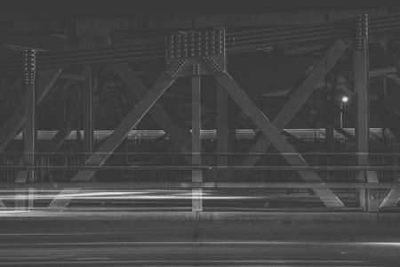 Walter Taylor Bridge also known as Indooroopilly Bridge in Brisbane, Queensland. 写真素材 - 98200552