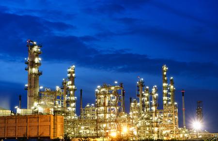 Przemysł rafineryjny, producent paliw.