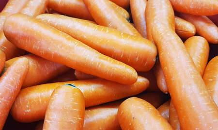 Many carrots are on the market.
