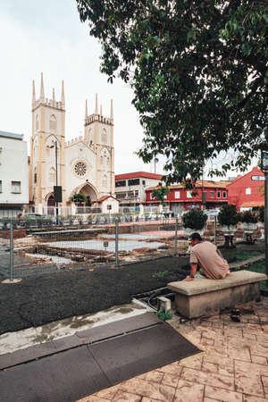 kaunas: The Church of St. Francis Xavier (Malay: Gereja St. Francis Xavier) is a church in Melaka City, Melaka, Malaysia. Editorial