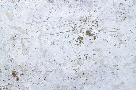 Scratched and rustic from sea vapor steel texture. Perfect for background. Standard-Bild - 122493903