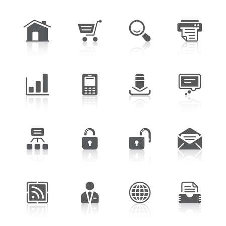 website iconen