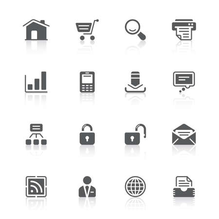 padlock icon: website icons