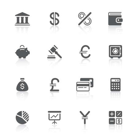 credit card icon:  finance icons