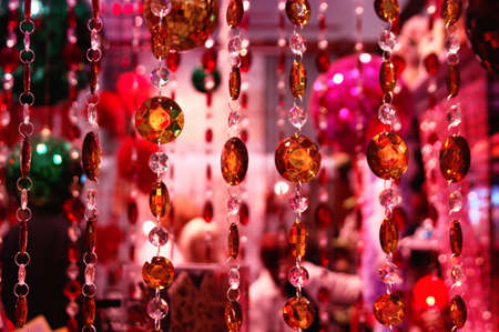 nicety: red decorations