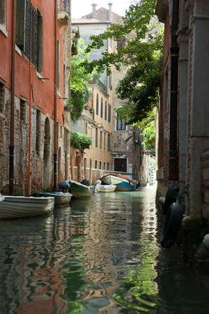 Venice canal Stock Photo - 17454468