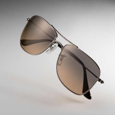 brown sunglasses Stock Photo - 18226414