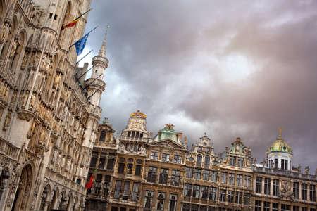 belgique: Grand Place, Brussels, Belgium