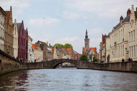 serenety: View of Bruges, Belgium