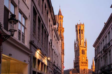 bruges: The belfry of Bruges
