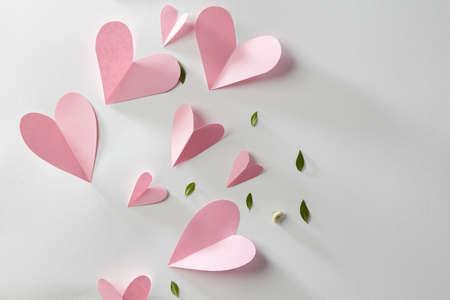 Valentijnsgeschenkkaart