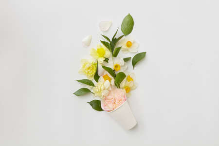 amorousness: Bouquet of flowers