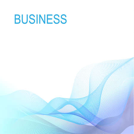 Business square banner.Digital wave particles background. Data science illustration. Software, glow wavy technology lines. Matrix, artifact intelligence abstract