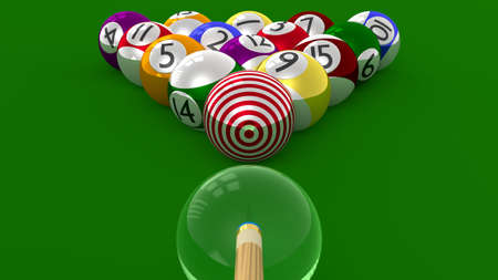 ultimate: TARGET Pool - 8 Ball Focused as the Ultimate Goal