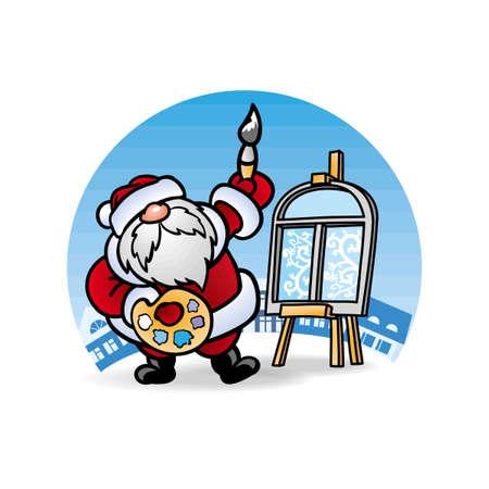 pere noel: ??? ????? Santa Claus ?????? ????? ?? ?????