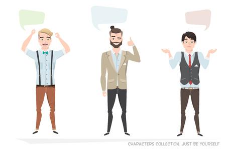 Dialog bubble for communication.