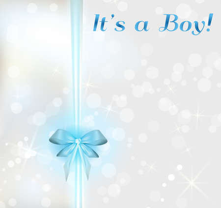 its a boy: Its a boy - baby arrival greeting card