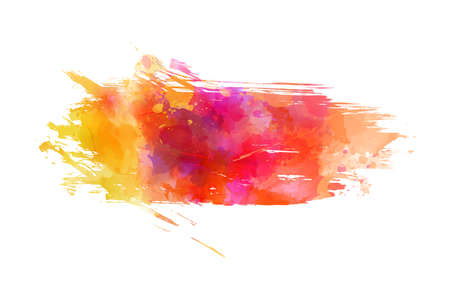 Abstract grunge colorful background - template for your designs.