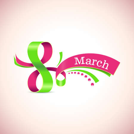 8 march: Happy Womens Day.