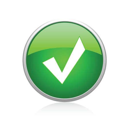 accept: Accept green