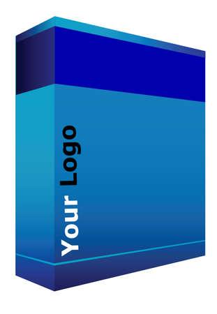 CD Box Illustration
