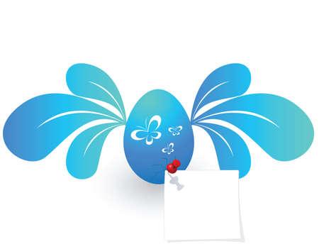 attache: Fly Egg Illustration