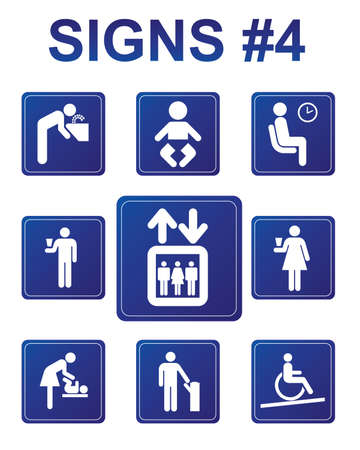 Signs #4 Illustration
