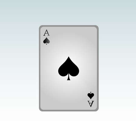 ace of diamonds: Ace peaks