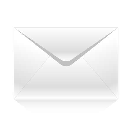 envelope with letter: Singolo messaggio