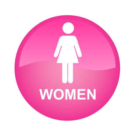 Pink single woman