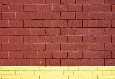 Texture brick wall photo