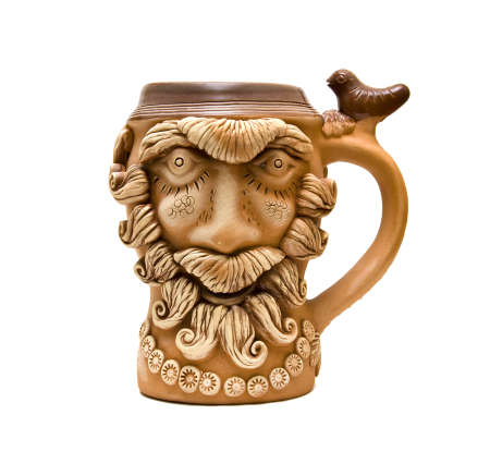 Viking mug Stock Photo - 8011949