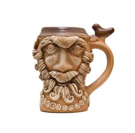Viking mug Stock Photo - 8303507