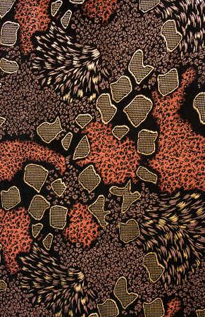 Fabric texture. Tissue pattern Stock Photo - 8303652