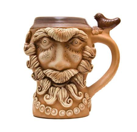 Viking mug Stock Photo - 8967242
