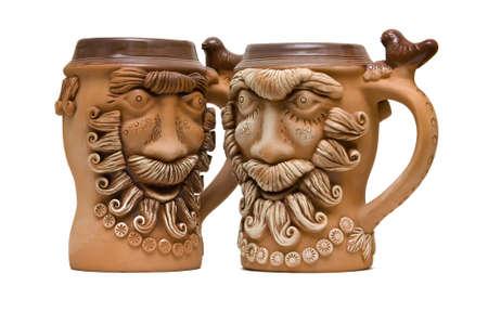 Viking mug Stock Photo - 9140083