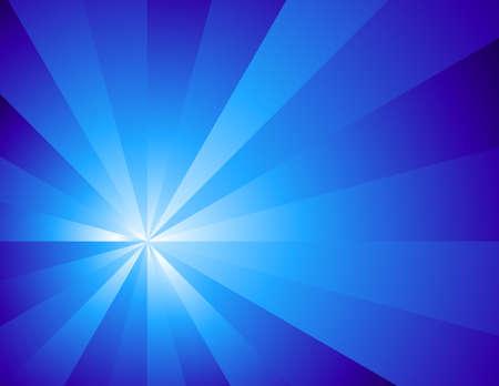Blue lighting abstract Stock Photo - 9292522
